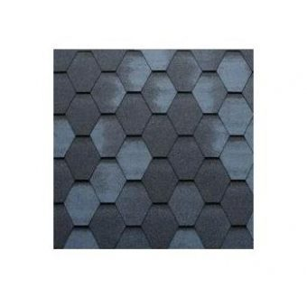 TEGOLA SHINGLE LINE PREMIUM MOSAIK 081 2-TONE BLUE