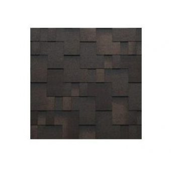 TEGOLA SHINGLE LINE PREMIUM GOTHIK 230 2-TONE BROWN