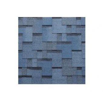 TEGOLA SHINGLE LINE PREMIUM GOTHIK 280 2-TONE BLUE
