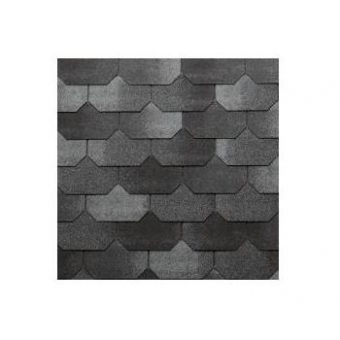 TEGOLA SHINGLE LINE PREMIUM LIBERTY 051 2-TONE BLACK