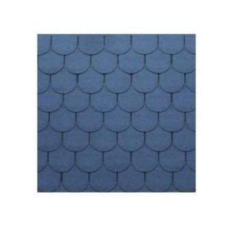 TEGOLA SHINGLE LINE PREM. TRADITIONAL 080 BLUE