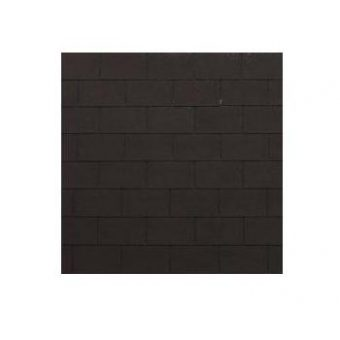 TAGOLA SHINGLE LINE PREMIUM RECTANGULAR 021 DARK BROWN