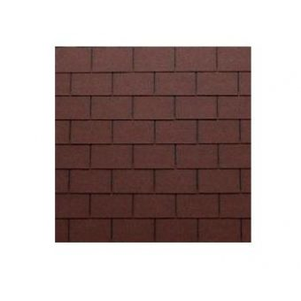TEGOLA TOP SHINGLE RECTANGULAR 001 UNIRED