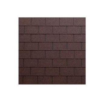 TEGOLA TOP SHINGLE RECTANGULAR 003 SPANISH RED