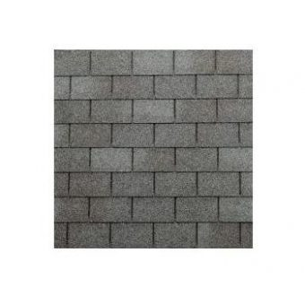 TEGOLA TOP SHINGLE RECTANGULAR 050 DARK GREY