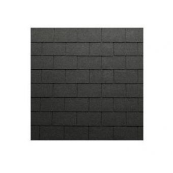 TEGOLA TOP SHINGLE RECTANGULAR 060 BLACK