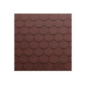 TEGOLA TOP SHINGLE TRADITIONAL 001 UNIRED