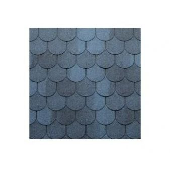 TEGOLA TOP SHINGLE TRADITIONAL 083 2-TONE BLUE